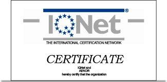 Certificación 27001